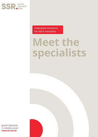 Sutton Specialist Risks Brochure
